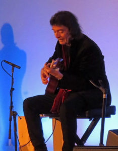 Steve Hackett Fondation Beyeler 12 décembre 2019 Photo VB